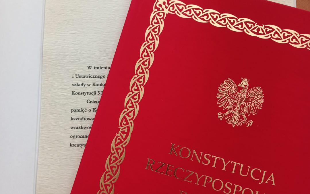 230. Rocznica Uchwalenia Konstytucji 3 Maja – konkurs fotograficzny